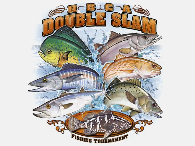 517 Graphics Tampa Fl - T-Shirt Graphic for Grand Slam fishing Tournament